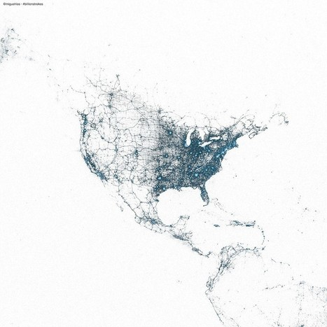 Can You Identify a City By Its Tweets? A Twitter Map Quiz. | Geographic and Sustainability Literacy | Scoop.it