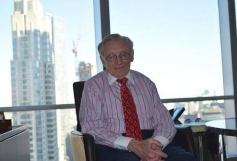 Success Tips From a Real Estate Tycoon: Larry Silverstein | Real Estate | Scoop.it