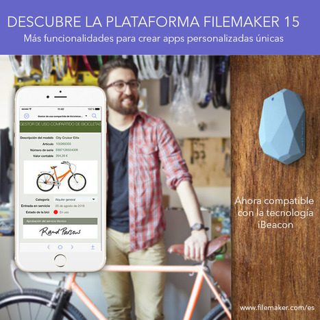 ¡FileMaker 15 compatible con iBeacons! | Learning FileMaker | Scoop.it