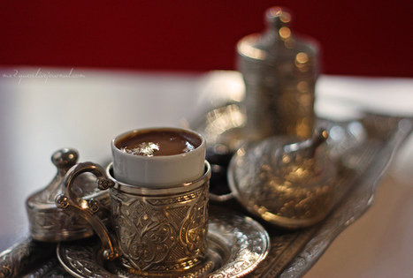 Turkish coffee | Impressions of a tv-traveller | Scoop.it