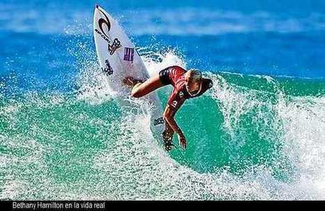 39soul surfer39 bethany hamilton en antena3 tv | Testimonios | Scoop.it
