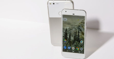 Meet the Pixel, Google's Answer to the iPhone   intertrac   Scoop.it