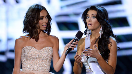 In Slight Defense Of Miss Utah USA, A Little Bit, With Reservations : NPR | Community Village Daily | Scoop.it