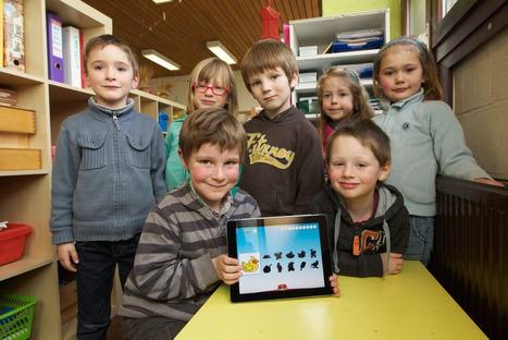 Kleuters leren alfabet op iPad | Bachelorproef Ipad Billie | Scoop.it