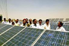 India solar: Slight fall in performance of PV plants in November 2013 - solarserver.com | Solar Market | Scoop.it