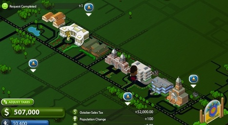 New Free Online Game Lets Students Run a County | Digital Citizenship in Schools | Scoop.it