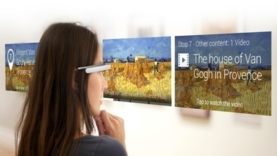 Museums turn to Google Glass to guide visitors around   Nouvelles technologies (TIC)   Scoop.it
