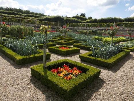 Frankreich: Blühende Landschaften auch an der Loire - WELT   Frankreich Tourismus   Scoop.it