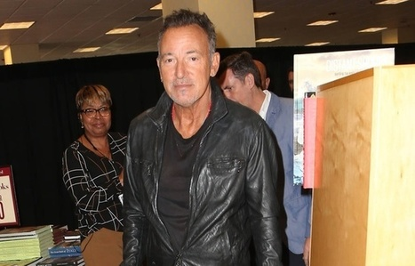 Bruce Springsteen snobé par «Harry Potter» - 20 Minutes | Bruce Springsteen | Scoop.it