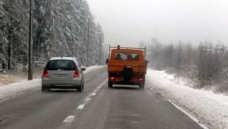 Eerste sneeuw gevallen op Hoge Venen | nathalie | Scoop.it