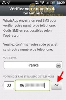Comment utiliser WhatsApp sur Android ? | Je, tu, il... nous ! | Scoop.it