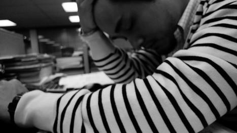Erschöpft und wütend vom Schulalltag: Frau Weh möchte sich verkriechen – eine Kolumne | News4teachers | Beruf: Lehrer | Scoop.it