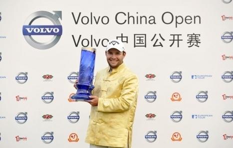Volvo China Open : Encore un record de précocité… - Le Figaro Golf | actualité golf - golf des vigiers | Scoop.it