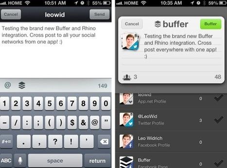 Buffer bucks the startup secrecy trend as it finds growth   The Big Idea   Scoop.it