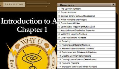 «Why U», tutoriales animados en inglés sobre matemáticas y ciencias | Esfera TIC | paprofes | Scoop.it