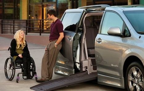 Renting a Wheelchair Accessible Vehicle - What to Consider | Accessible Travel | Scoop.it