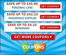 Printable Coupons – January 2013 | Life's A Bargain | Scoop.it