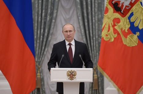 What Vladimir Putin chooses not to know about Russian history | History and Social Studies Education | Scoop.it