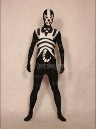 Black And White Scorpion Zentai Animal Costume [c178] - $54.00 : Buy Zentai,zentai suits,zentai costumes,lycra bodysuit,bodysuit spandex,cheap,zentai wholesale,from zentaiway.com | animal zentai catsuits | Scoop.it