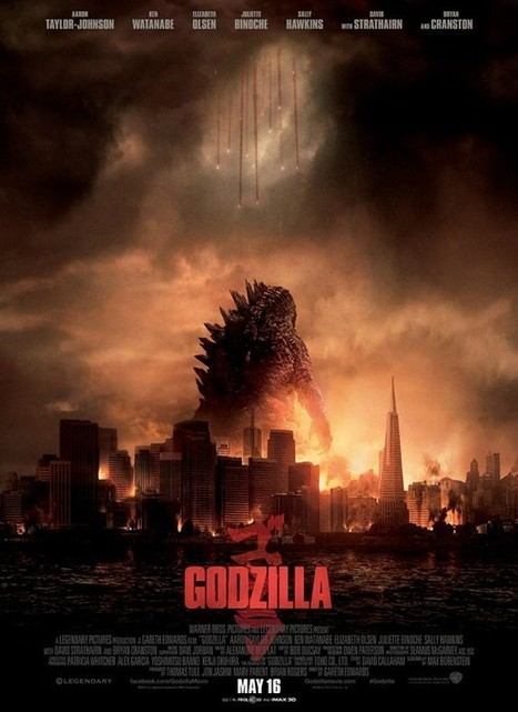 GODZILLA (2014) – Preview… | Insert Coin | ROADSHOW | Scoop.it