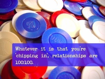 Relationships are 100:100 – It's Tricky To Divide Up Relationships & People Into Halves | Baggage Reclaim by Natalie Lue | Dating and Relationships advice | Scoop.it