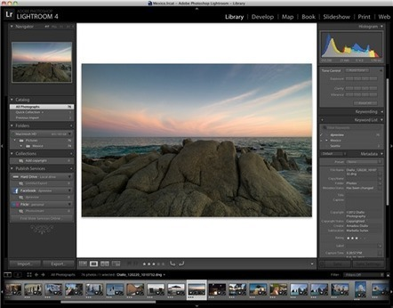 Adobe releases Photoshop Lightroom 4 at more affordable price | Photography Gear News | Scoop.it