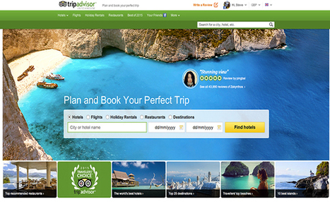 How #TripAdvisor took over the #travel information market | ALBERTO CORRERA - QUADRI E DIRIGENTI TURISMO IN ITALIA | Scoop.it