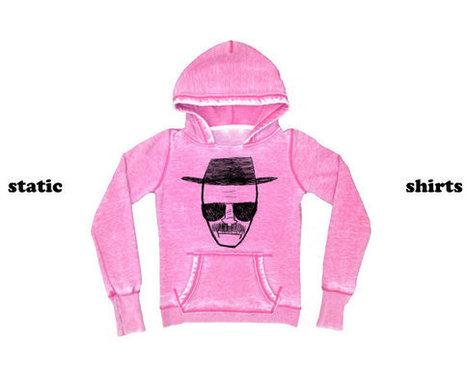 Heisenberg Hoodie for Women | Breaking Bad Clothing | Breaking Bad Sweater | Fashion Shirt | Scoop.it