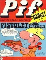 Pif-Collection - Tout l'univers de Pif sur le web - n°236 - Le pistolet lance élastique   UnPeuDeToutNet   Scoop.it