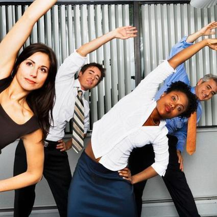 The next chapter in workplace wellness - Puget Sound Business Journal | Team performance | Scoop.it