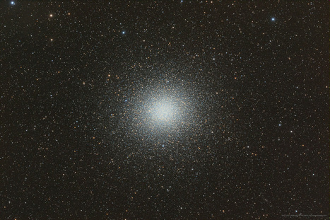 APOD: 2014 May 29 - Millions of Stars in Omega Centauri | Astronomy Domain | Scoop.it
