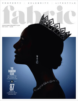 Fabric's Diamond Issue | Forward Thinkers | Scoop.it