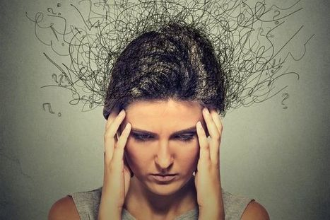 4 Steps to Calm Yourself When You're Anxious | Time Management | Scoop.it