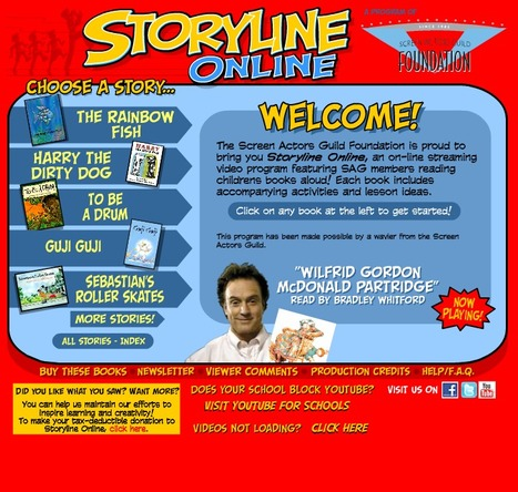 Storyline Online | Technology for Language Learning | Scoop.it