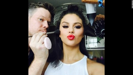 Celebrities mourn death of makeup artist Jake Bailey - CNN International | All About Skin Makeup By Cameo | Scoop.it