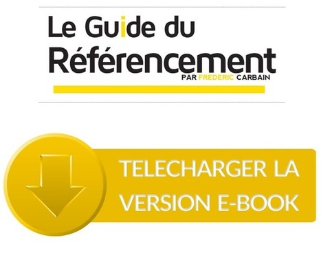 Guide du référencement en Ebook | digitalcuration | Scoop.it