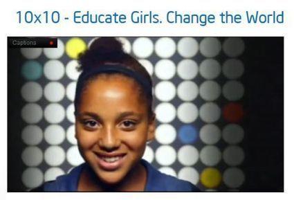Intel poursuit son action pour l'éducation des femmes - Compagnon Parfait | L'education des femmes | Scoop.it