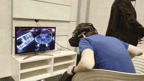 This is truly the future of gaming and the key to alternate realities | SpyXotic.com | Scoop.it