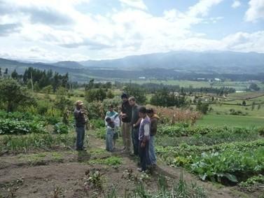 Ecuador: Turismo comunitario y ecológico en San Pablito   Ntics1   Scoop.it
