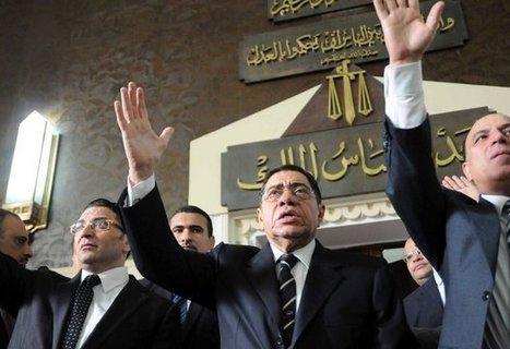 Egypt court challenges Morsi over top prosecutor - Digital Content Magazine | ASR Digital Consultants | Scoop.it