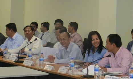 Cambodian Wage Negotiation | Asian Labour Update | Scoop.it