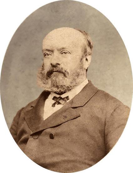 Théodore Aubanel (1829-1886), le poète amoureux   Rhit Genealogie   Scoop.it