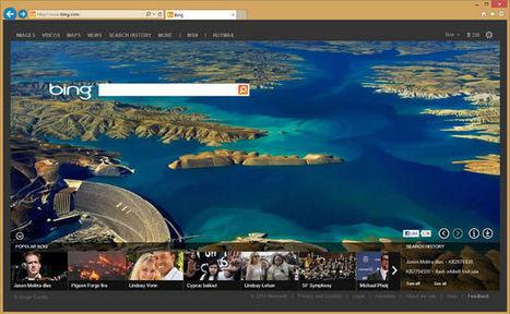 Bing se está probando un nuevo diseño basado en miniaturas - IntelDig - Inteligencia Digital   probando scoop   Scoop.it