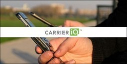 Android Carrier IQ detector apps top 200,000 downloads in just three days | E-commerce, logistique, search marketing | Scoop.it