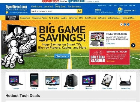 Meet the Growing Electronic Demands With TigerDirect Coupons!   tiger direct coupon 10%   Scoop.it