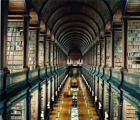 15 Beautiful Libraries Around the World | UID IxD Degree Project | Scoop.it