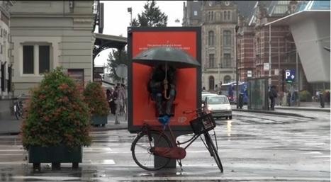Kit Kat : have a break... et une tablette Nexus | streetmarketing | Scoop.it