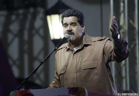 Maduro dice que entrevistadora de CNN le montó una trampa - Protestas en Venezuela   Venezuela Despierta #LaSalida   Scoop.it