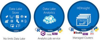 Microsoft's Azure Data Lake Service Hits General Availability -- Redmond Channel Partner | Big Data - Analytics | Scoop.it