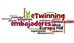 El blog de embajadores eTwinning: breve repaso en Popplet | Proyectos colaborativos | Scoop.it